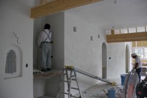漆喰仕上 | トレードワークス株式会社
